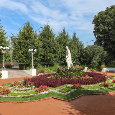 Парк Горького стал дважды лауреатом Российской национальной премии по ландшафтной архитектуре