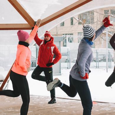 Sportules: зимние функциональные тренировки в Музеоне