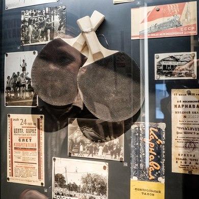 Экскурсия Александра Можаева по выставке «Парк Горького. Начало»