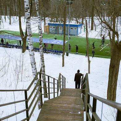 5 мест для активного отдыха в Парке Горького