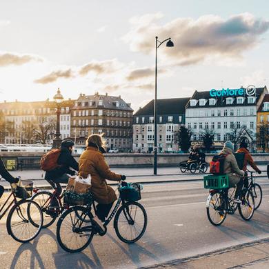 Лекция «Велосипедизация: для кого, зачем и как»