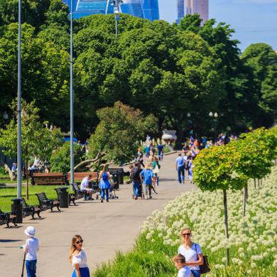 Искусство жизни - «Гараж» познакомит с экосистемой Парка Горького