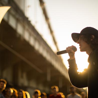 Дебаты, конкурс граффити и рэп-концерт – День молодежи в Парке Горького