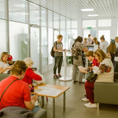 В Парке Горького и Музеоне можно проверить здоровье