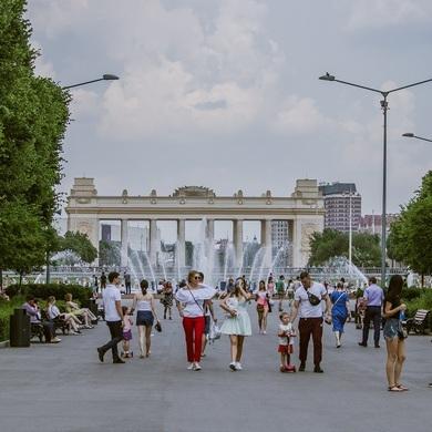 Парк Горького отметит свой День Рождения 17 августа