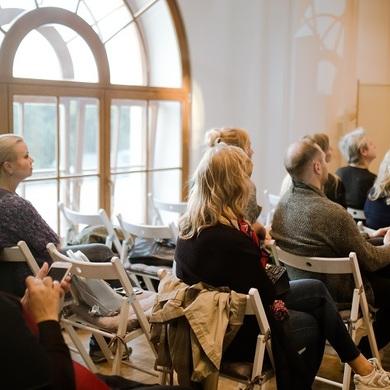 Разговорный английский – открытые семинары в Лектории Парка Горького