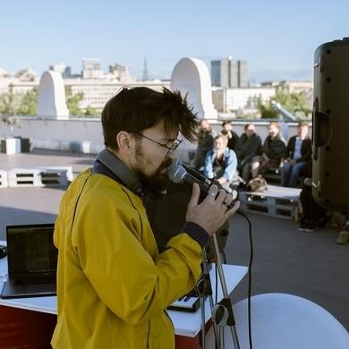 Парад планет на Смотровой Парка Горького — Sasha Naiman презентует космический альбом
