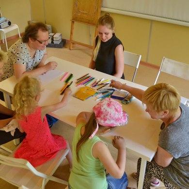 Тренинг Family building. Диалог с ребенком.