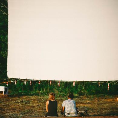 Ночной просмотр мультфильмов от фестиваля анимации под открытым небом «Бессонница»