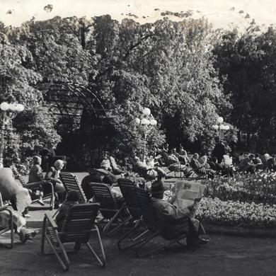 «Осенние сказки любимого парка» 1 сентября – 2 октября