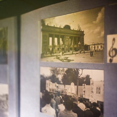 Акция «Первокурсник в музее» в Музее Парка Горького
