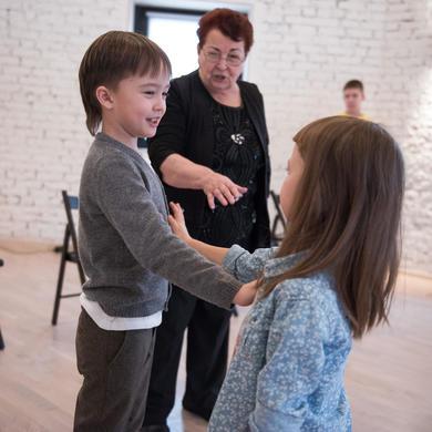 Детский клуб ораторского искусства в The Orator Club Moscow