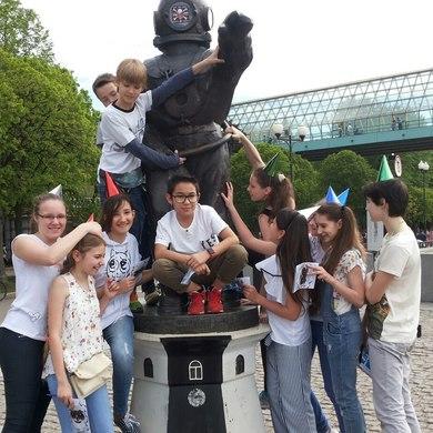 Парк Горького приготовил подарки  для именинников и именинниц