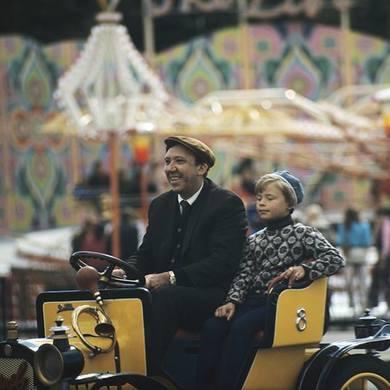 89 лет Парку: 10 фото по следам истории