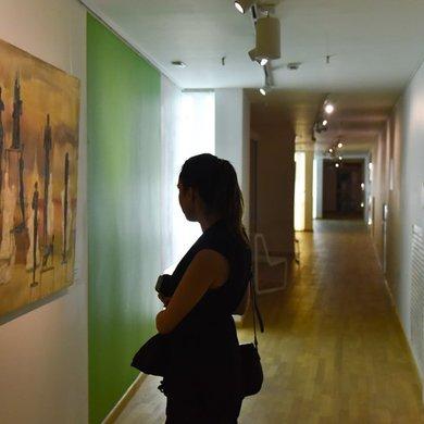 Выставка «Музеон: пластика места»: как парк превратился в музей