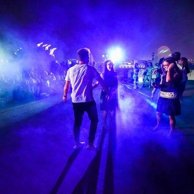 Закрытие музыкального сезона на крыше:  концерты Rakitin-Kotnov и Shamango & Chordeals