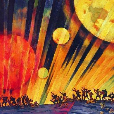 Курс «Школы Винтажа»: «Русское и советское искусство 20-го века»