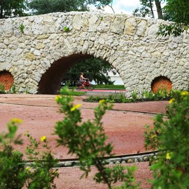 Проект «Нескучного сада» отметили на фестивале «Дом на Брестской приглашает»
