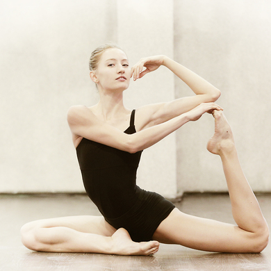Body Ballet на Танцплощадке