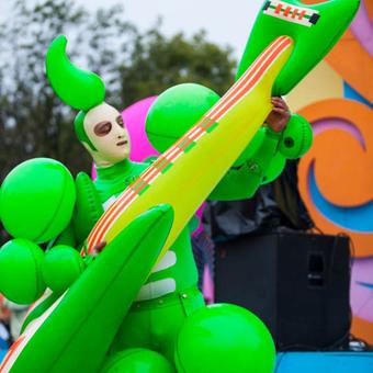 Тотальный карнавал