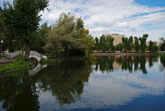 Golitsynsky Pond