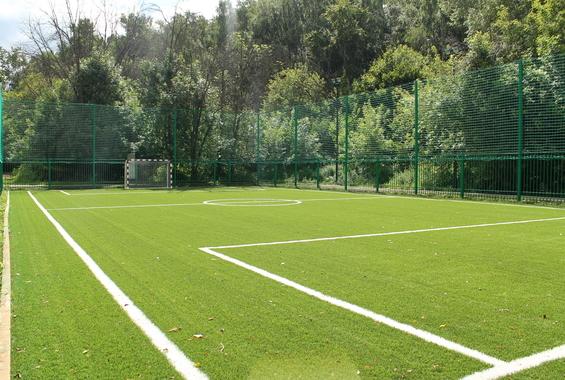 Мини-футбольное поле на Воробьевых горах