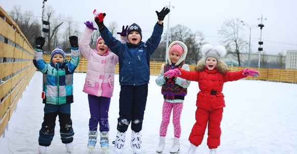 Children's Ice Rink