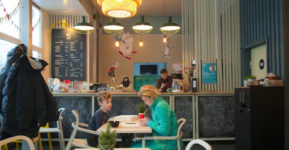 Кафе 8 Oz Kids