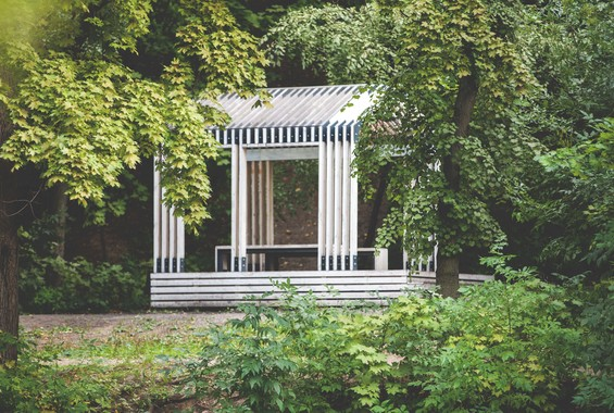 Andreevsky Ponds Arbors