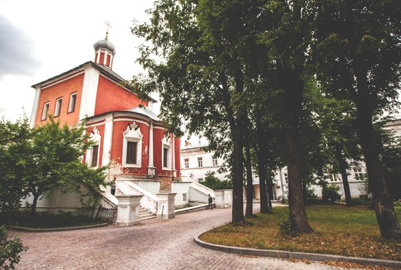 Андреевский монастырь