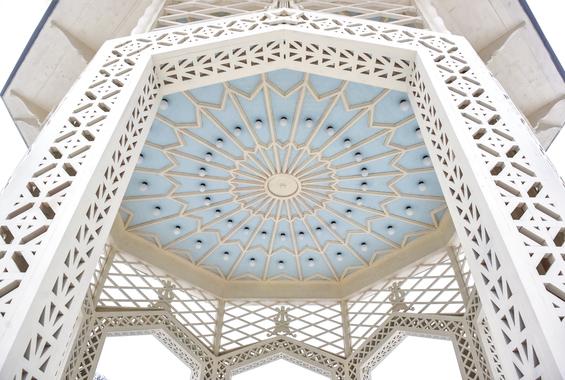Azhurnaya Rotunda