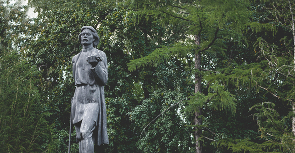 M. Gorky Monument