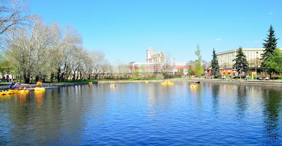 Pioneer Pond