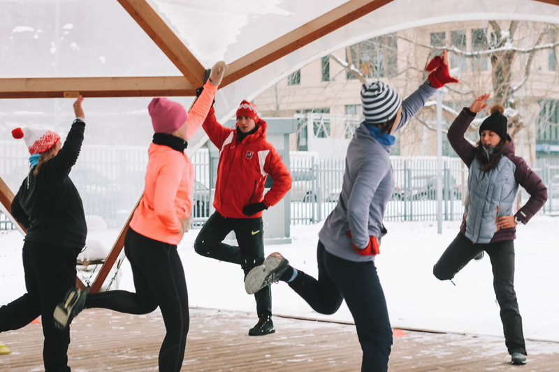 Картинки по запросу тренировки на воздухе зимой